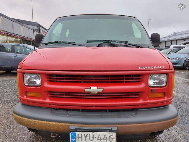 Chevrolet Chevy Van 4