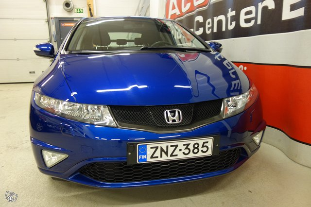 Honda CIVIC 5DR 2