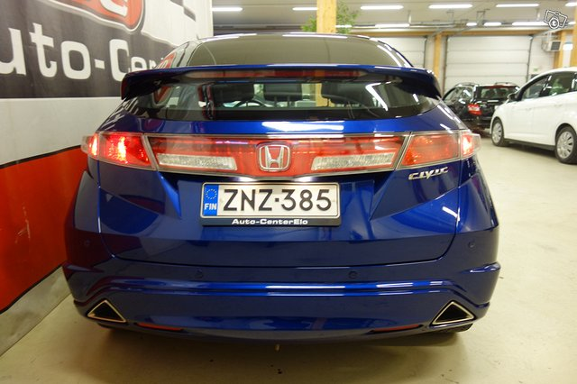 Honda CIVIC 5DR 4