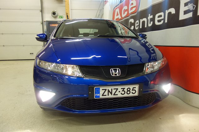 Honda CIVIC 5DR 11