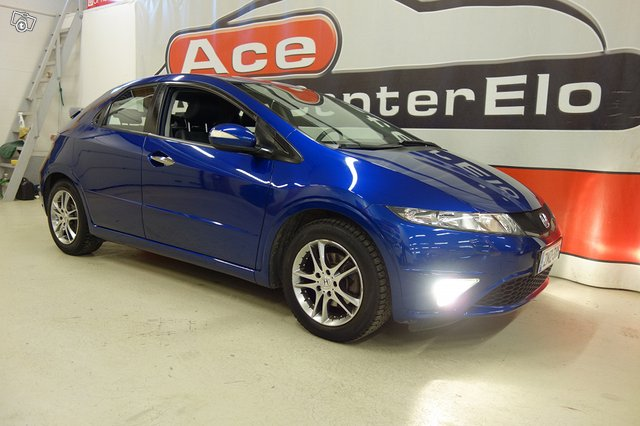 Honda CIVIC 5DR 12