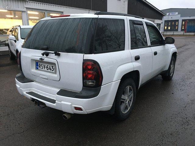 Chevrolet Trailblazer 4,2 4wd Aut. 3