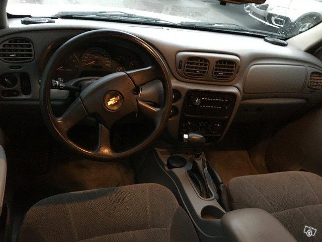 Chevrolet Trailblazer 4,2 4wd Aut. 6