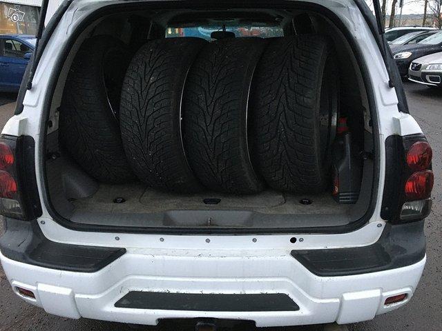Chevrolet Trailblazer 4,2 4wd Aut. 7