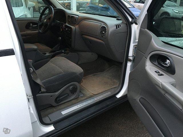 Chevrolet Trailblazer 4,2 4wd Aut. 8