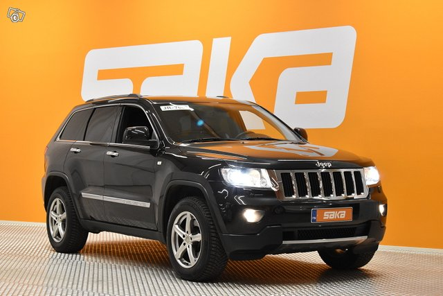 Jeep Grand Cherokee, kuva 1