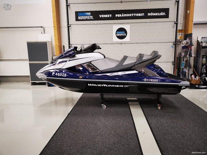 Yamaha FX Cruiser 250 SVHO