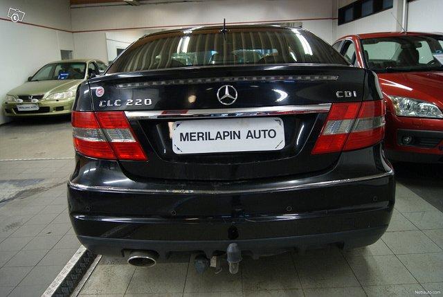 Mercedes-Benz CLC 3
