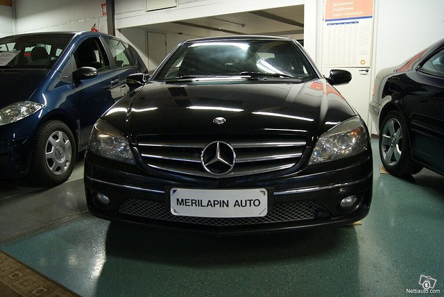 Mercedes-Benz CLC 16