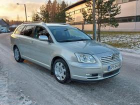 Toyota Avensis, Autot, Siilinjärvi, Tori.fi