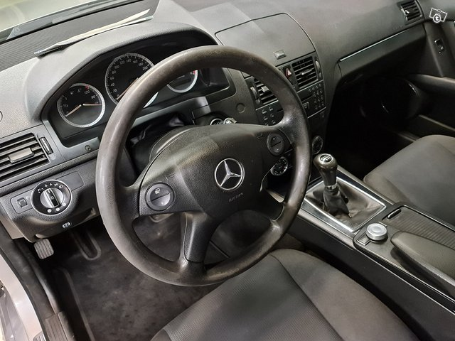 Mercedes-Benz C 200 CDI 15