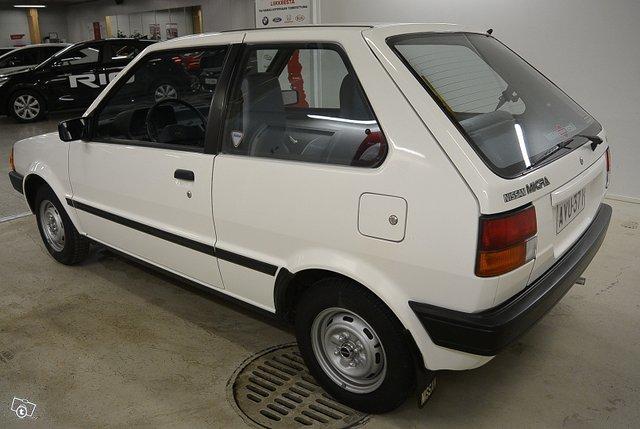 Nissan Micra 5