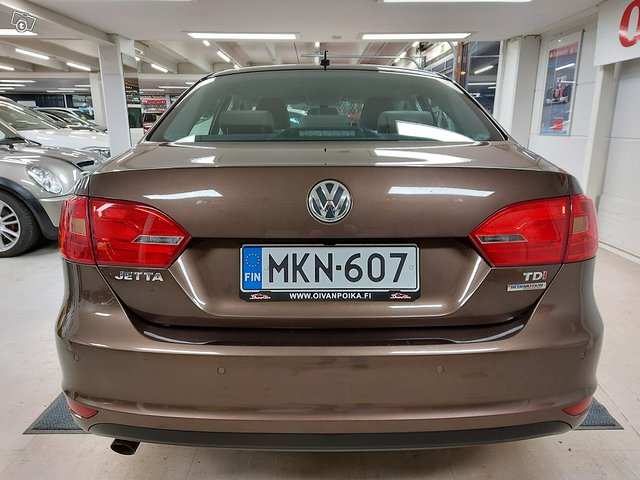 Volkswagen Jetta 5