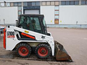 Bobcat S100, Maanrakennuskoneet, Työkoneet ja kalusto, Helsinki, Tori.fi