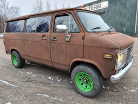 Chevrolet Chevy Van, Autot, Saarijärvi, Tori.fi