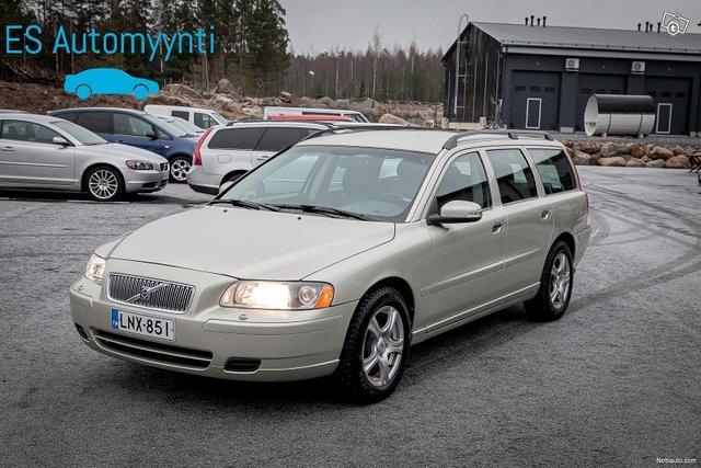 Volvo V70, kuva 1