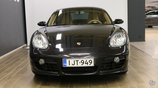 Porsche Cayman 3