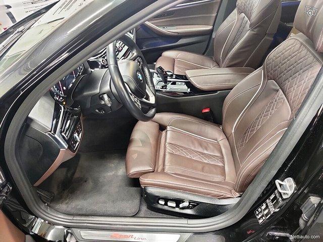 BMW 540 10