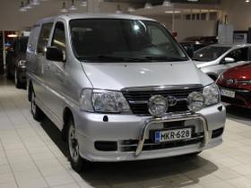 Toyota HIACE, Autot, Kemijärvi, Tori.fi