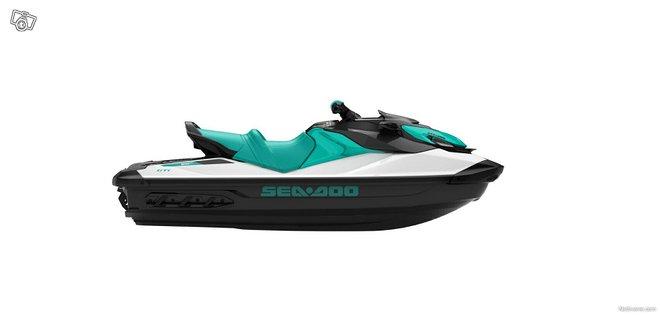 Sea-Doo SEA-DOO GTI STD 130 2021 - Whi