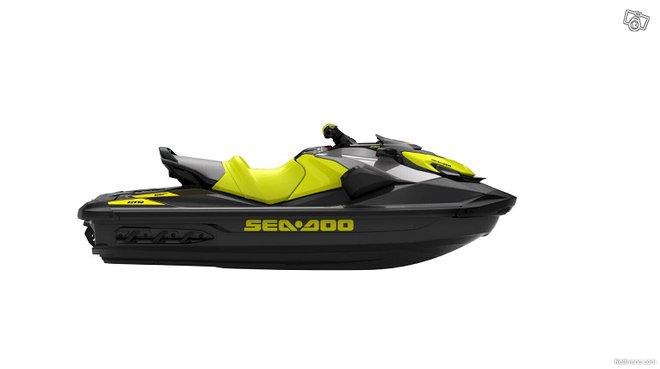 Sea-Doo SEA-DOO GTR STD 230 2021 - Ecl