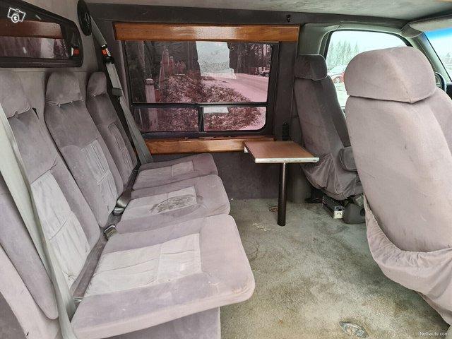 Chevrolet Chevy Van 13
