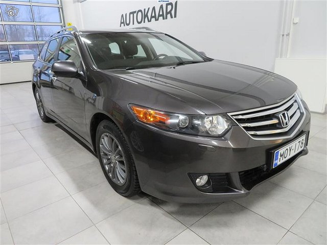 Honda Accord 3