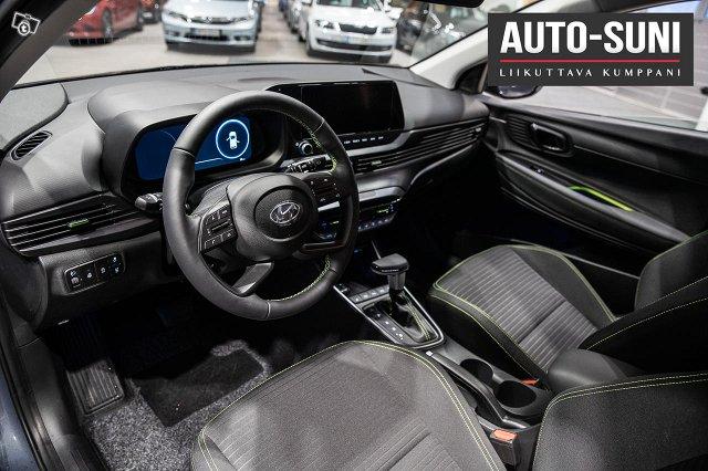 Hyundai I20 Hatchback 7
