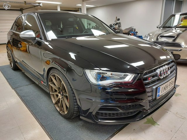 Audi S3 Sportback 2