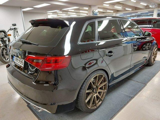 Audi S3 Sportback 3