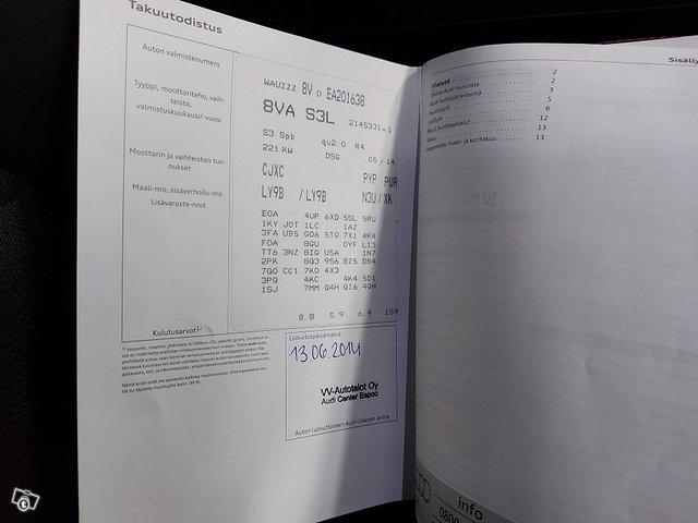 Audi S3 Sportback 24