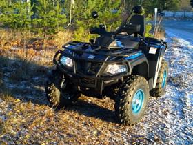 Trapper 550 T3 Eps, Mönkijät, Moto, Lempäälä, Tori.fi