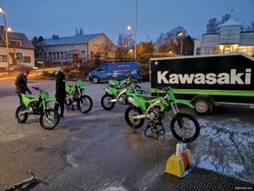Kawasaki KX, Moottoripyörät, Moto, Virolahti, Tori.fi