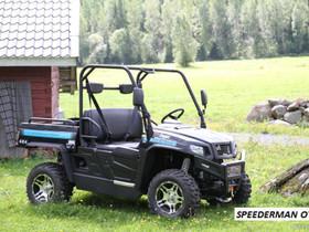 Trapper 550, Mönkijät, Moto, Kankaanpää, Tori.fi