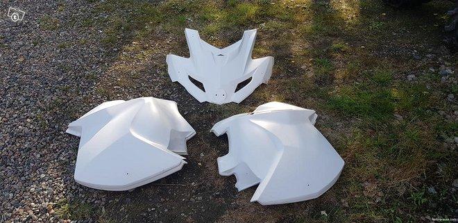 Lynx REX1 Katteet