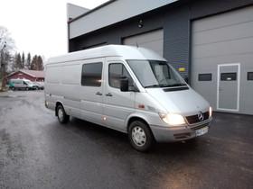 Mercedes-Benz SPRINTER 313 CDI, Kuljetuskalusto, Työkoneet ja kalusto, Oulu, Tori.fi