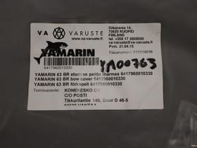 Yamarin 63 BR etuosan peitto, Veneen varusteet ja varaosat, Venetarvikkeet ja veneily, Mikkeli, Tori.fi