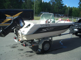 SeaStar 480, Moottoriveneet, Veneet, Ruovesi, Tori.fi