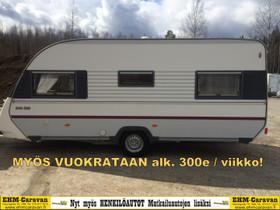 Solifer 520, Asuntovaunut, Matkailuautot ja asuntovaunut, Hämeenlinna, Tori.fi