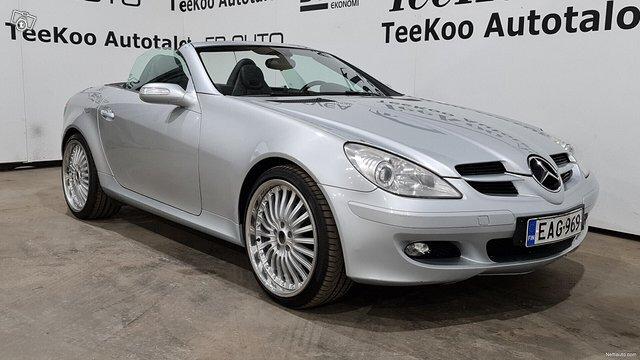Mercedes-Benz SLK 2
