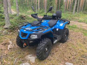 Trapper 550 T3 Eps, Mönkijät, Moto, Laihia, Tori.fi