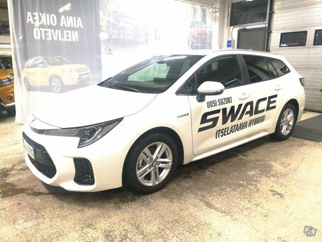 Suzuki Swace, kuva 1