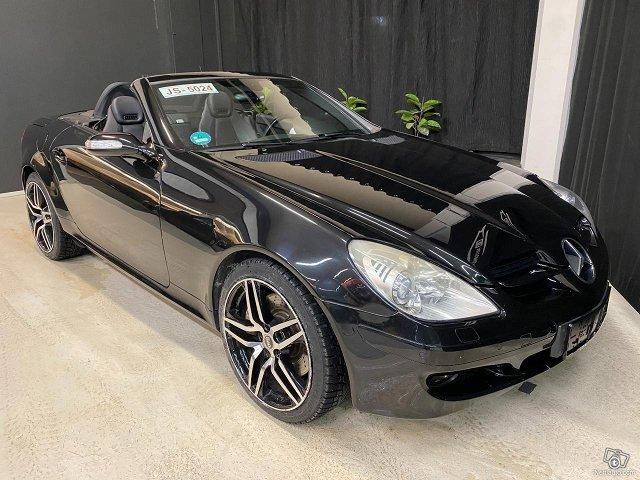 Mercedes-Benz SLK 5