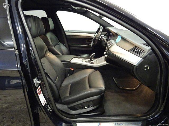 BMW M550d 10