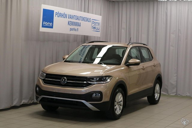 VOLKSWAGEN T-CROSS 1