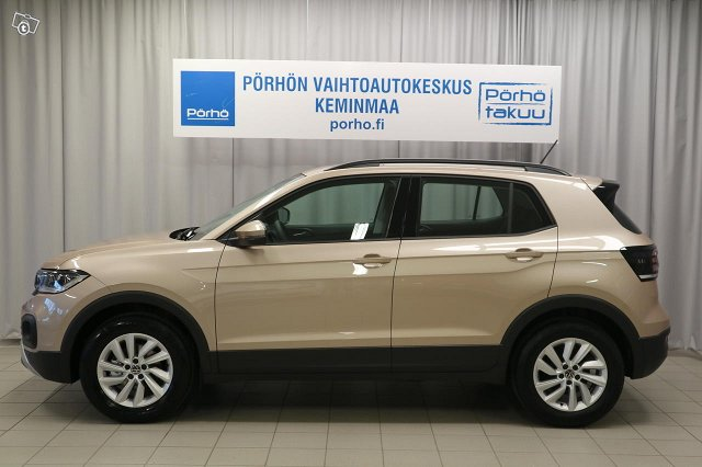 VOLKSWAGEN T-CROSS 2