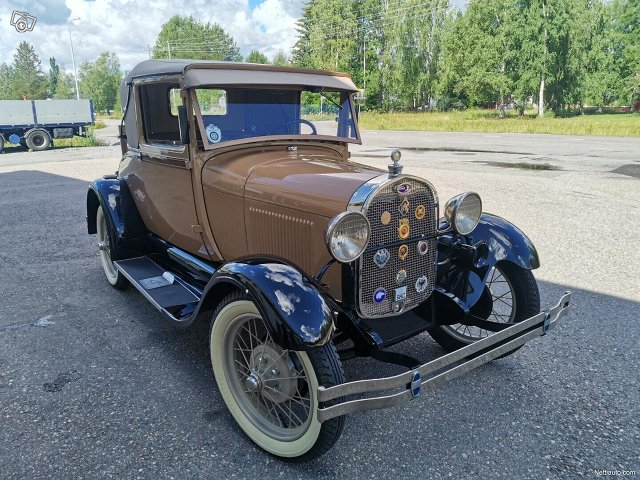 Ford A-model 1
