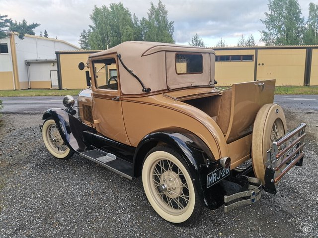 Ford A-model 2