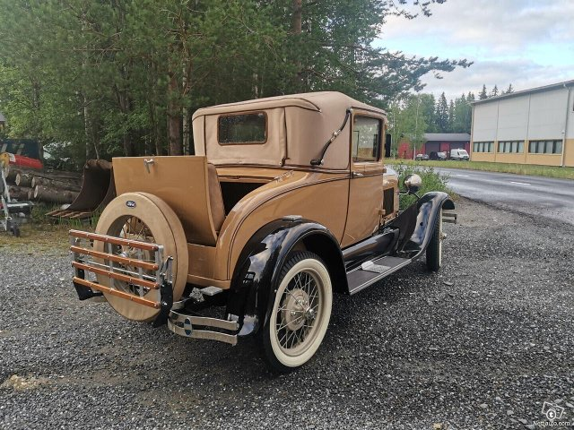 Ford A-model 4