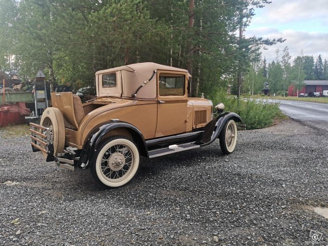 Ford A-model 5